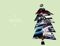 Lexus Holiday Card